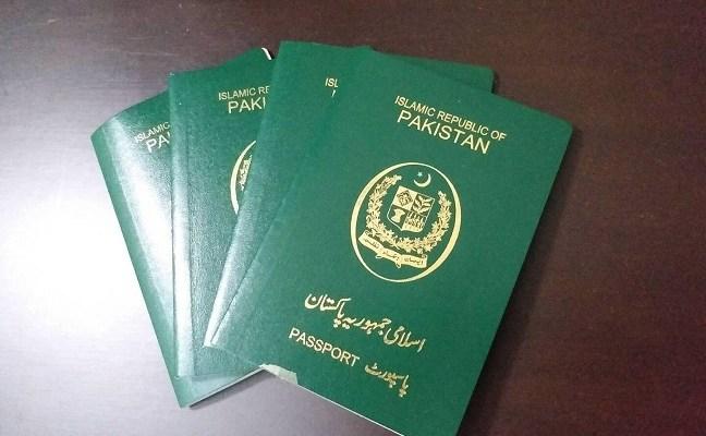 Pakistan passport, ranking, Pakistan rank