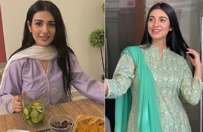 Sarah Khan, pictures, Instagram