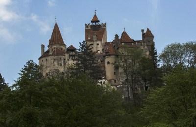 Dracula mansion Vaccine Center, Romania
