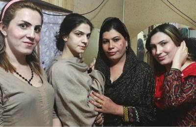 Transgender persons, Ehsaas programme, Ehsaas transgender