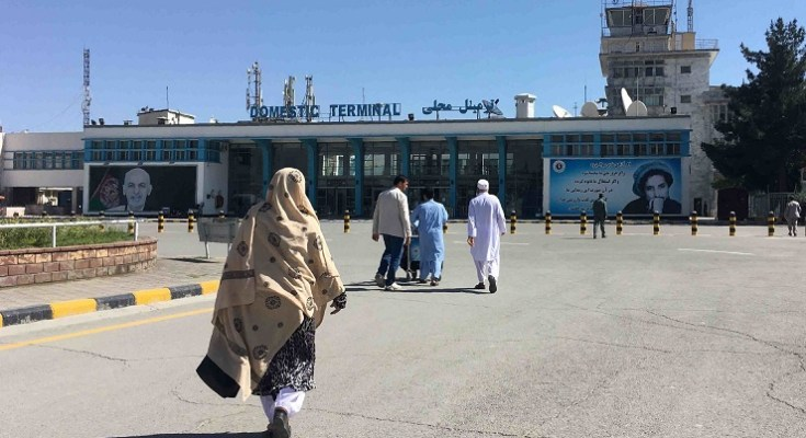 Turkey, US, Afghanistan, Kabul airport