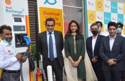 Electric vehicles, KE, Shell