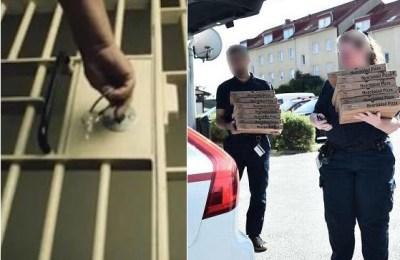 Swedish prisoners, Pizza, Prisoners pizza