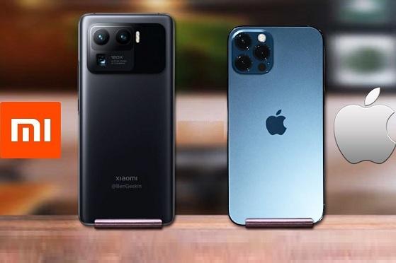 Xiaomi, Apple