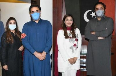 Sumeta Syed, Bilawal Bhutto