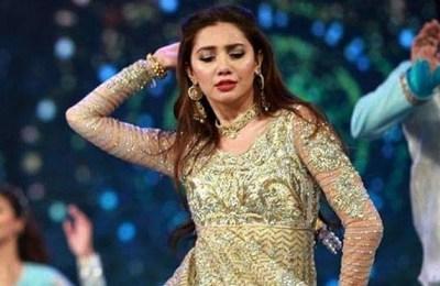 Mahira Khan, dance video