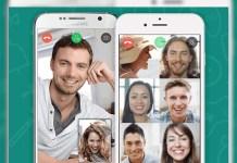 Whatsapp Group Calling Update