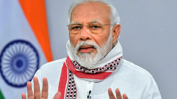 Corona does not see race, religion or caste: PM Modi