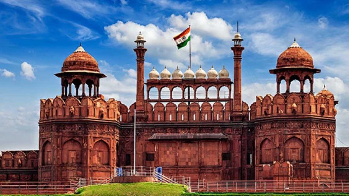 red fort independence day 2020