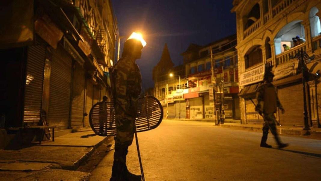 Night Curfew In MP