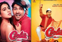 coolie no 1 varun dhavan and sara ali khan