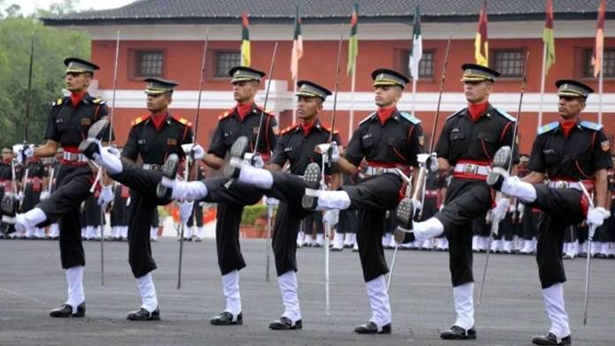 2nd  career options after class 12th - National Defence Academy (NDA)-
