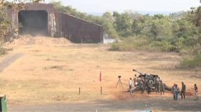 Jabalpur: Thieves stole 3 shells of anti-tank cannons from lab amidst vigilance