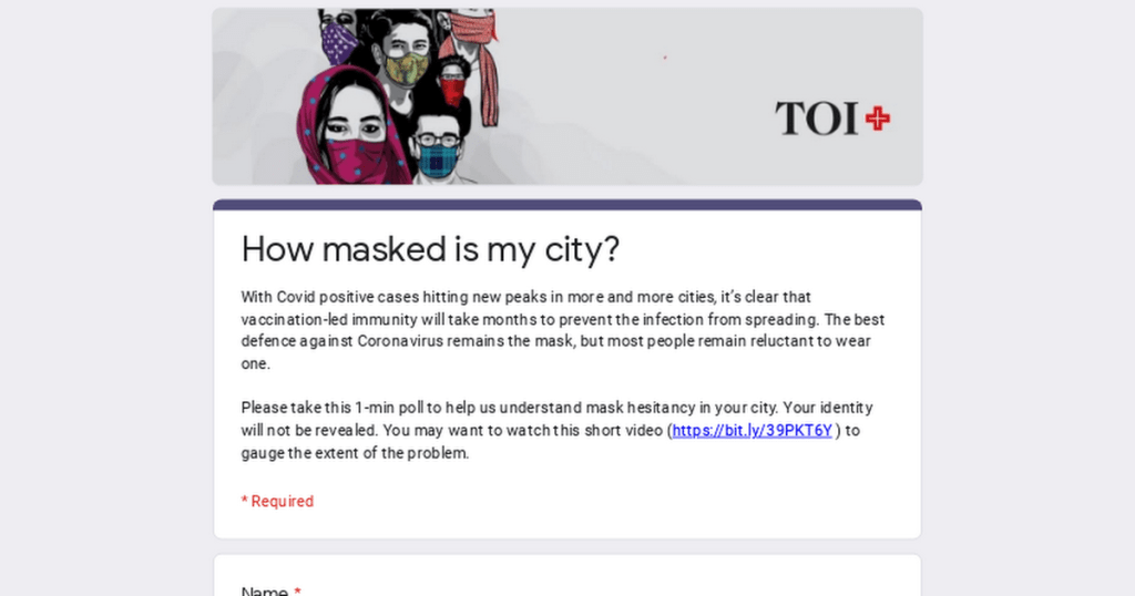 TOI poll: How masked is your city?