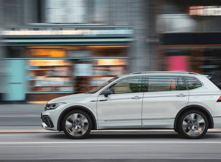 2021 VW Tiguan AllSpace breaks cover, India-launch next year