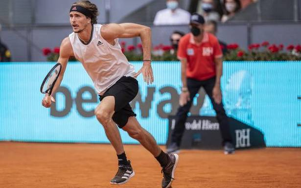 Madrid Open | Zverev cruises into final