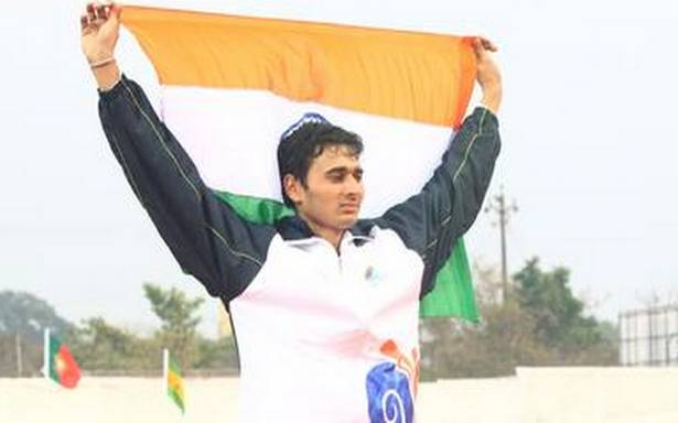 Sumit Malik storms into 125kg freestyle semifinals