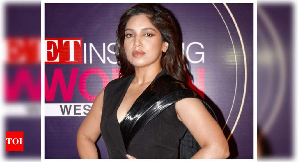 Bhumi Pednekar on her upcoming projects