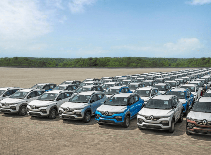 Renault India exports Kiger to South Africa, explores other global markets