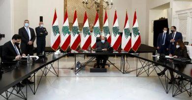 لبنان: العثور على مواد شديدة الخطورة في منشأة نفطية