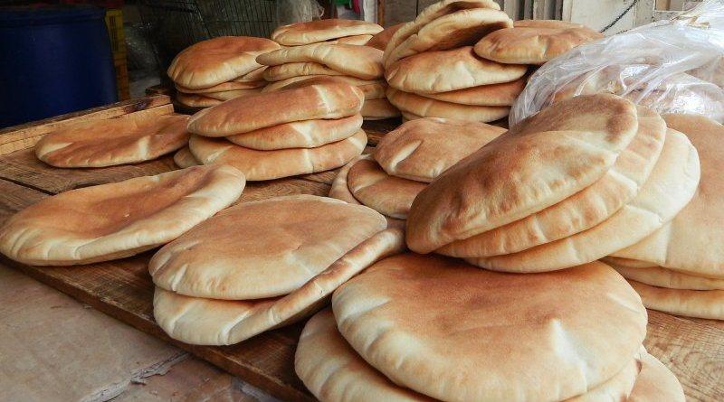 سعر ربطة الخبز في لبنان يرتفع ليصبح 3000 ليرة