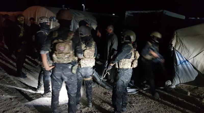 القبض على زعيم تنظيم داعش في مخيم الهول بالحسكة