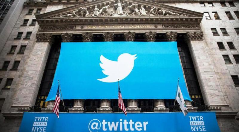 هبوط لأسهم منصة تويتر يزيد عن 10 في المائة
