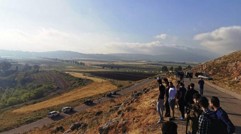استشهاد لبناني بنيران الدبابات الإسرائيلية على الحدود اللبنانية الجنوبية