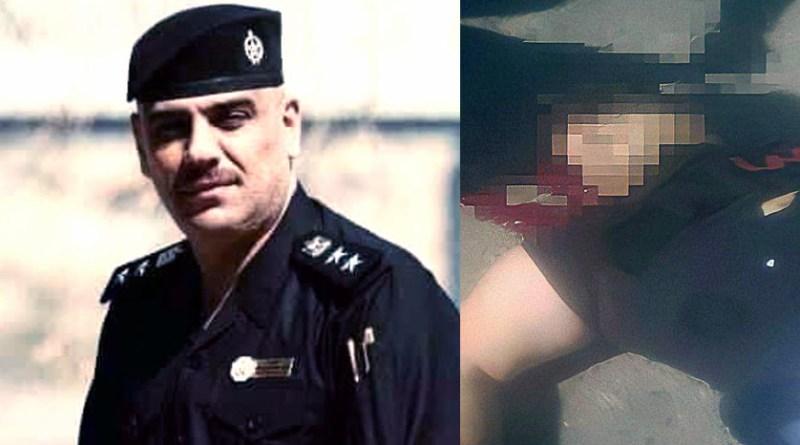 تفاصيل اغتيال العقيد نبراس فرمان الفيلي ضابط المخابرات العراقي - خبرية -  khabrieh
