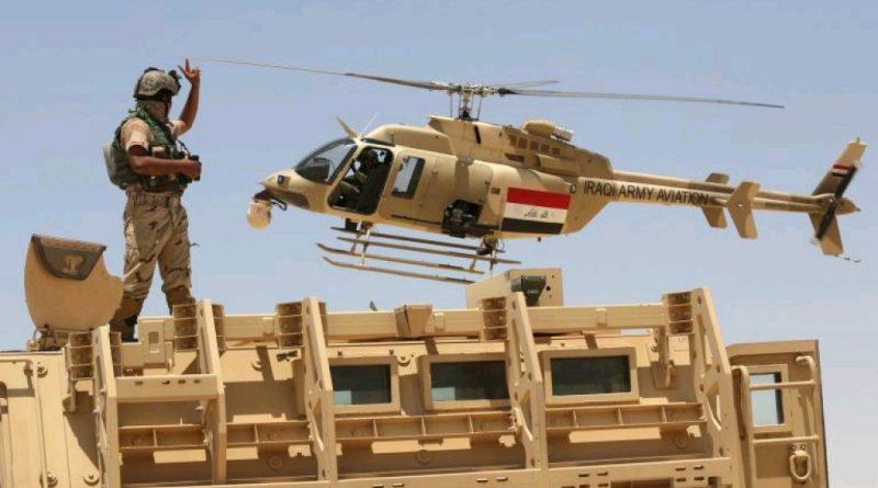 الجيش العراقي يعلن موقفه من الضربات الأمريكية على حدود بلاده مع سوريا