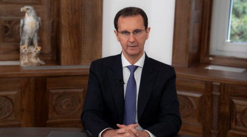 الرئيس الأسد تلقى جرعة من لقاح سبوتنيك الروسي