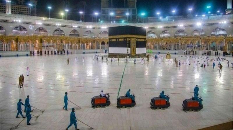 السعودية تقتصر موسم الحج على المواطنين والمقيمين وتمنع الحجاج الخارجيين