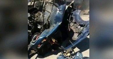 انفجار عبوة ناسفة في مدينة عفرين شمال سوريا يودي بحياة 3 مدنيين