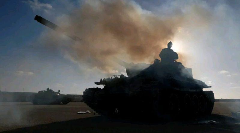الجيش الوطني الليبي يتعرض لهجوم مسلح في الجفرة