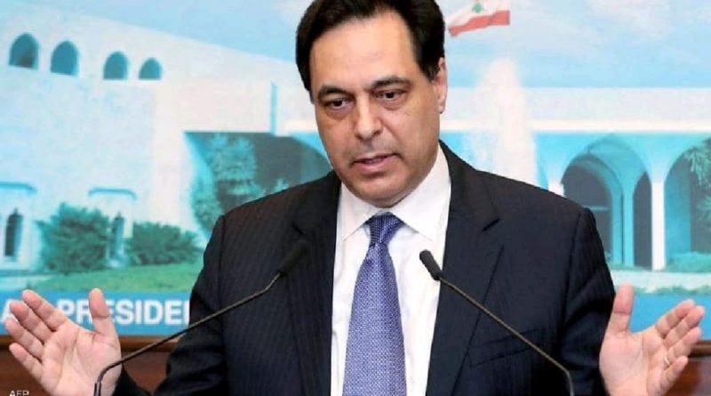 حسان دياب يتعرض لتوبيخ على الهواء مباشرة من السفيرة الفرنسية