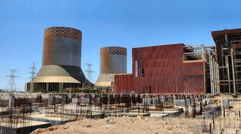 محطة تشرين الحرارية واختلاف بين الوزير الزامل وجبوري