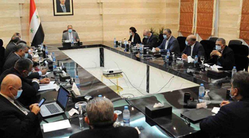 المجلس الأعلى للاستثمار في سوريا يقرر تسريع تنفيذ قانون الاستثمار الجديد