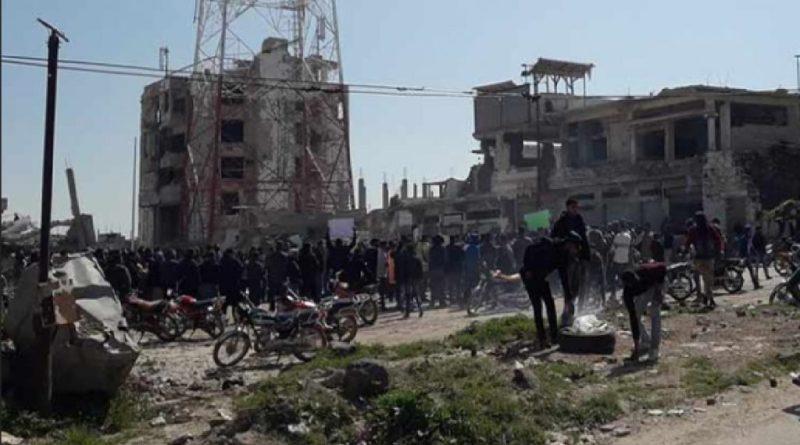 تسوية درعا.. مصادر تؤكد أن لا تعديل على بنودها وهي قيد التنفيذ