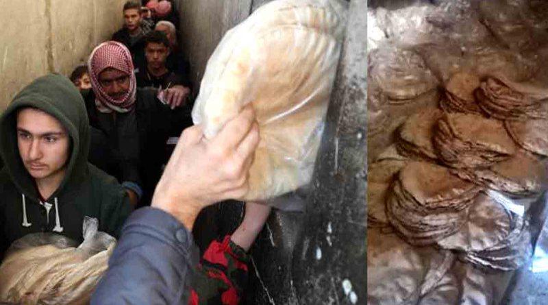 رغيف الخبز .. أزمات تجتاح سوريا إلى لبنان وحتى مصر