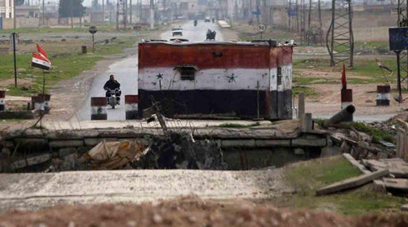 درعا.. هجوم يستهدف حافلة للجيش السوري واغتيال قاضي عقاري في نوى