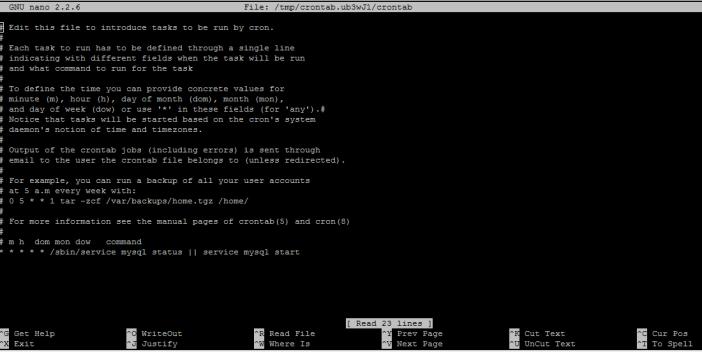 Auto restart mysql in Linux server