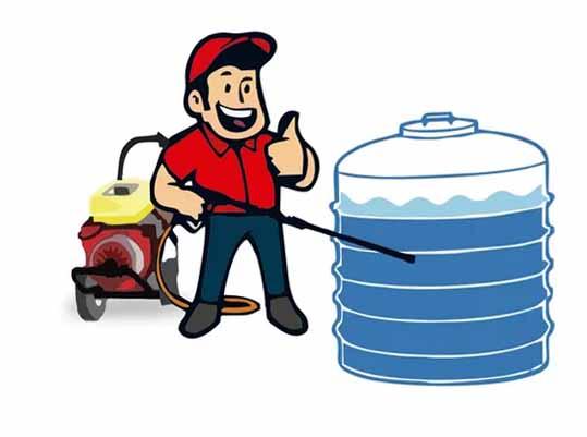 شركة تنظيف خزانات بالطائف , غسيل وتعقيم وعزل الخزانات