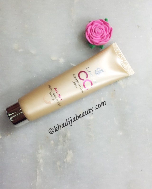 lakme cc, a good CC cream