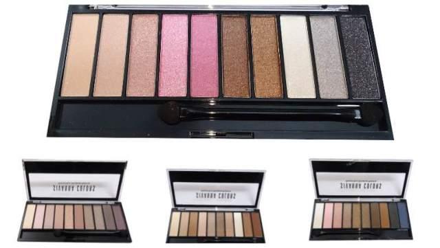 sivanna pastel eyeshadow palette