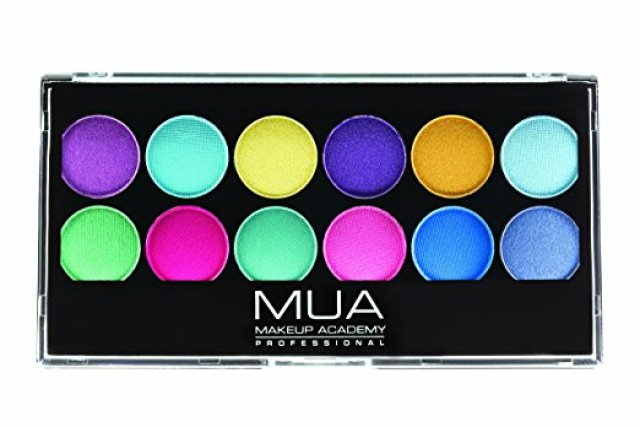 Makeup Academy Pro Eyeshadow Palette Poptastic
