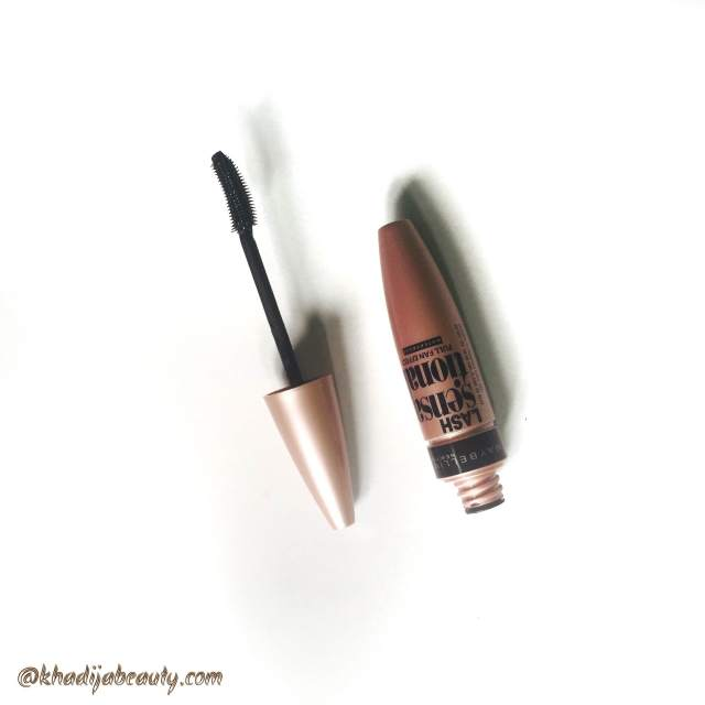 Maybelline New York Lash sensational waterproof mascara (5)