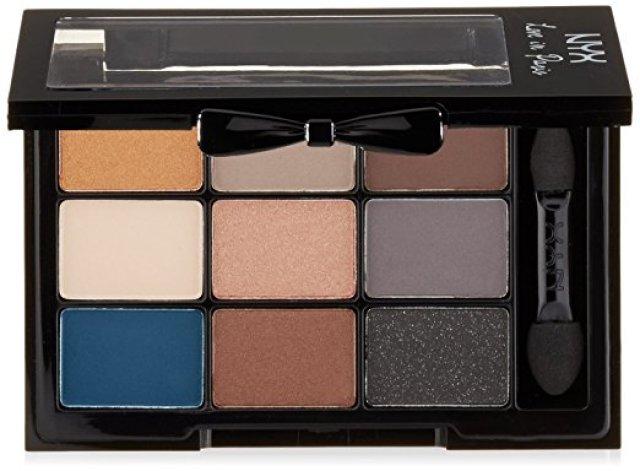 Nyx Cosmetics Love In Paris Eye Shadow Palette