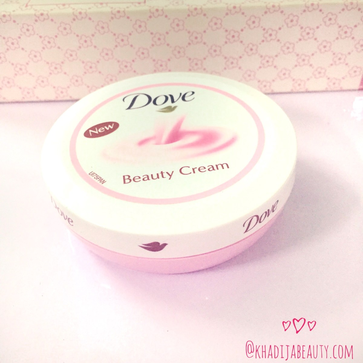 Dove Beauty Cream Review| Non- Greasy moisturiser for all skin types