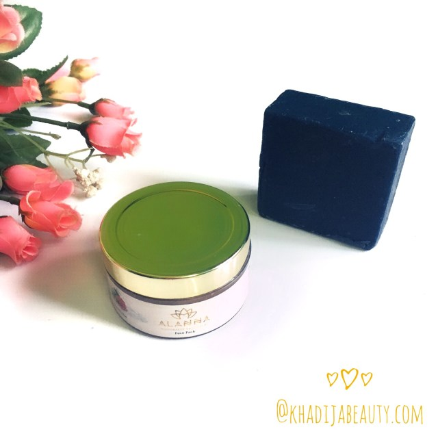 Alanna naturally beautiful review, face pack review