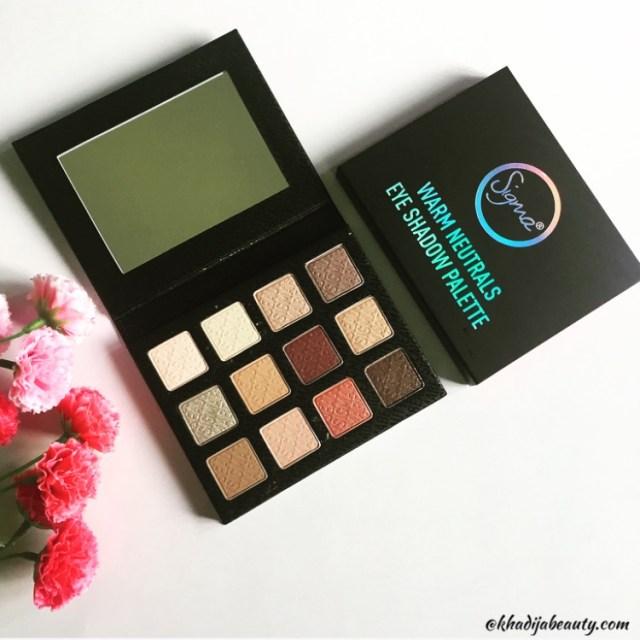 khadija beauty, sigma beauty, sigma eyeshadow palette